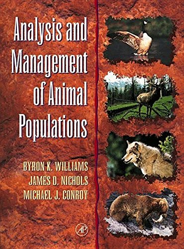9781493302161: Analysis and Management of Animal Populations