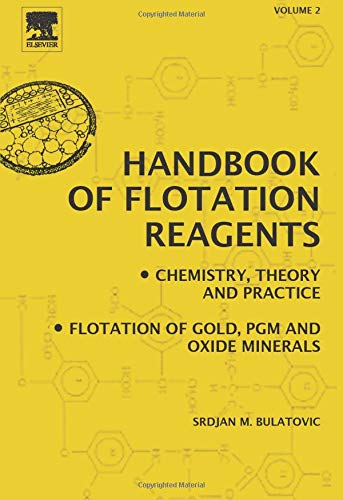 9781493302413: Handbook of Flotation Reagents: Theory and Practice, Volume 2: Flotation of Gold, PGM and Oxide Minerals