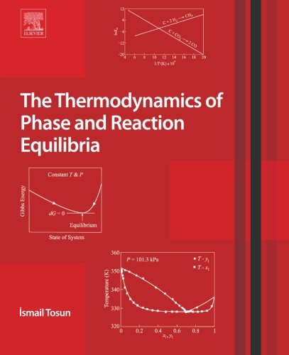 9781493302444: The Thermodynamics of Phase and Reaction Equilibria