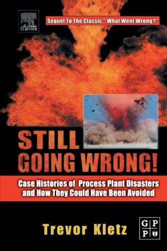 9781493302963: Still Going Wrong!: Case Histories of Process Plant Disasters and How They Could Have Been Avoided