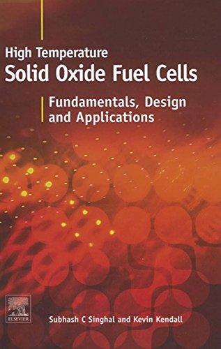 9781493303816: High-Temperature Solid Oxide Fuel Cells