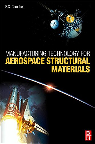 9781493303892: Manufacturing Technology for Aerospace Structural Materials