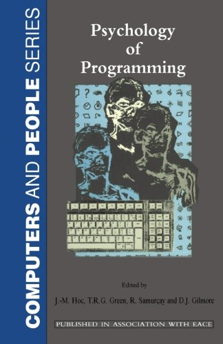 9781493305902: Psychology of Programming