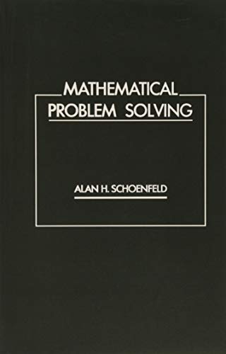9781493305995: Mathematical Problem Solving