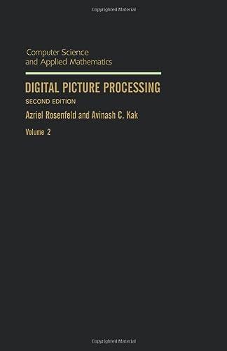 9781493306190: Digital Picture Processing: Volume 2