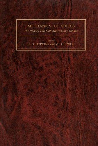 9781493306893: Mechanics of Solids: The Rodney Hill 60th Anniversary Volume