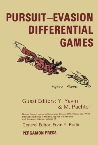 9781493307128: Pursuit-Evasion Differential Games