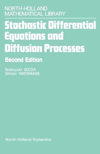 9781493307210: Stochastic Differential Equations and Diffusion Processes
