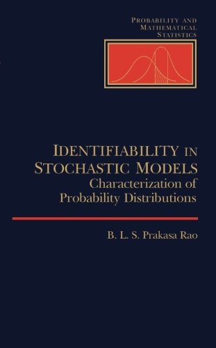 9781493307241: Identifiability In Stochastic Models