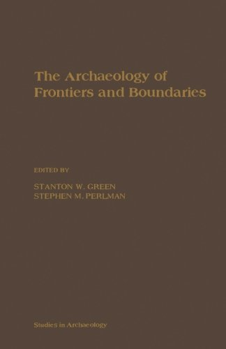 9781493308460: The Archaeology of Frontiers & Boundaries