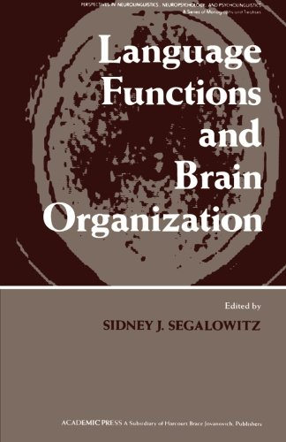 9781493308507: Language Functions and Brain Organization