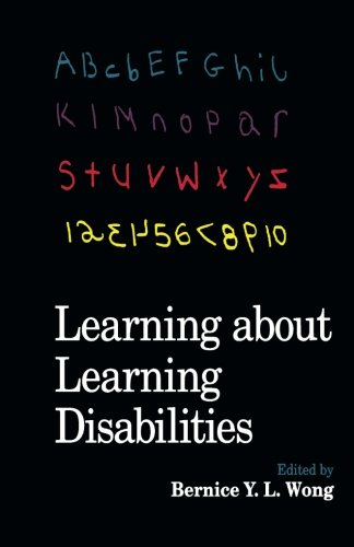 9781493308583: Learning About Learning Disabilities