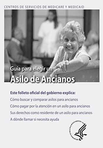 9781493501540: Guia para elegir un Asilo de Ancianos (Spanish Edition)