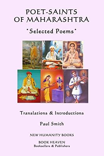 Poet-Saints of Maharashtra: Selected Poems: Smith, Paul