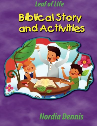 9781493528769: leaf of life biblical story and activities book
