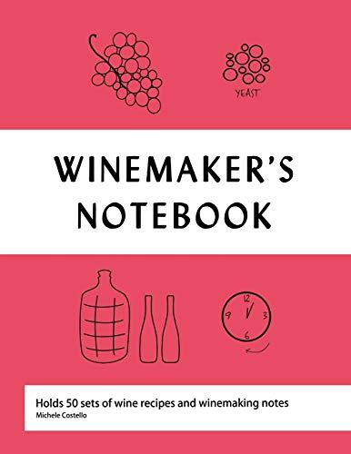 Winemaker's Notebook: Costello, Michele