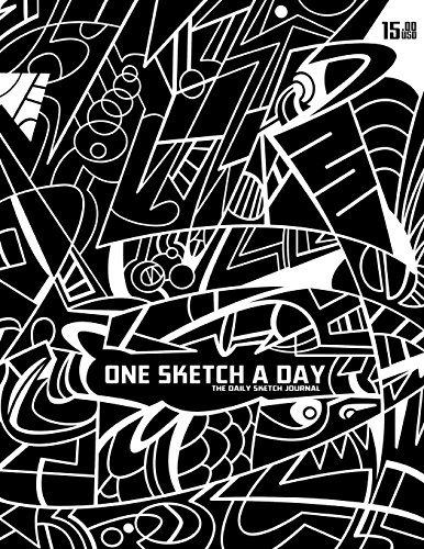 9781493537587: One Sketch a Day: The Daily Sketch Journal