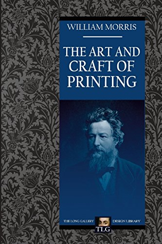 9781493538973: The Art and Craft of Printing (The Long Gallery Design Library)