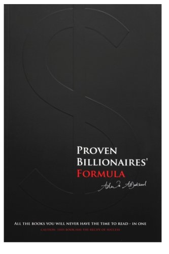9781493540129: Proven Billionaires' Formula