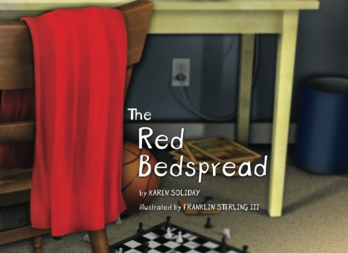 9781493546350: The Red Bedspread