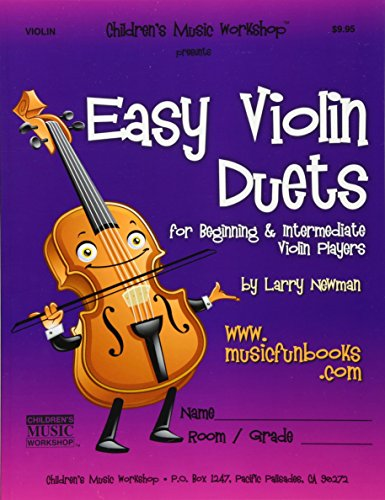 9781493562770: Easy Violin Duets: for Beginning and Intermediate Violin Players