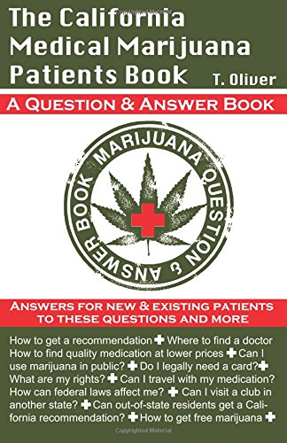 9781493568949: The California Medical Marijuana Patients Book