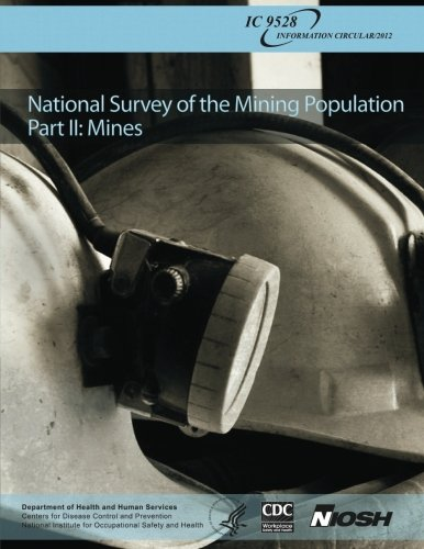 9781493584239: National Survey of the Mining Population: Part II: Mines