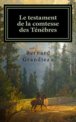 9781493588299: Le testament de la comtesse des T�n�bres