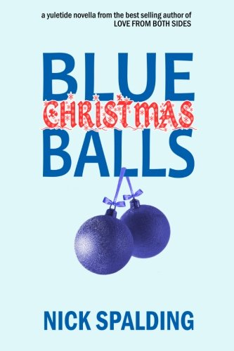 Blue Christmas Balls: Nick Spalding