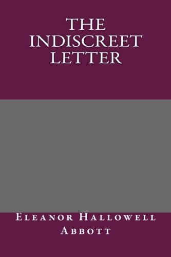 9781493589555: The Indiscreet Letter