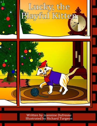 9781493598816: Lucky, the Playful Kitten