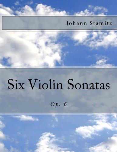 9781493610600: Six Violin Sonatas: Op. 6
