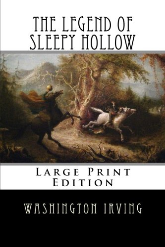9781493615568: The Legend of Sleepy Hollow: Large Print Edition
