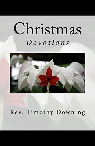 9781493616312: Christmas Devotions