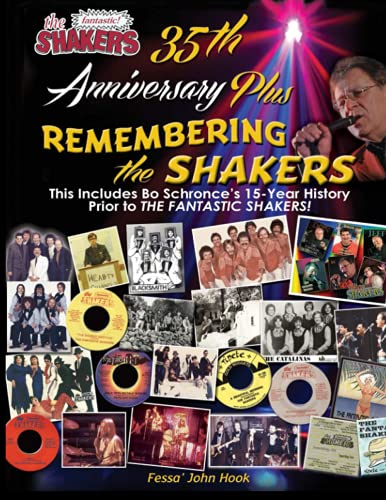 9781493616497: Fantastic Shakers 35th Anniversary Plus Revised: Remembering the Shakers