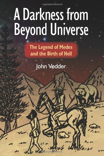 9781493623747: A Darkness from Beyond Universe: The Legend of Medes and the Birth of Hell
