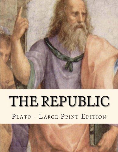 9781493628377: The Republic: Large Print Edition