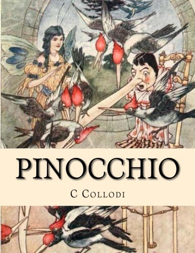 9781493637850: Pinocchio: Large Print Edition