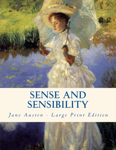9781493639779: Sense and Sensibility: Large Print Edition