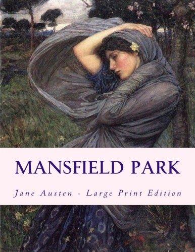 9781493644827: Mansfield Park: Large Print Edition