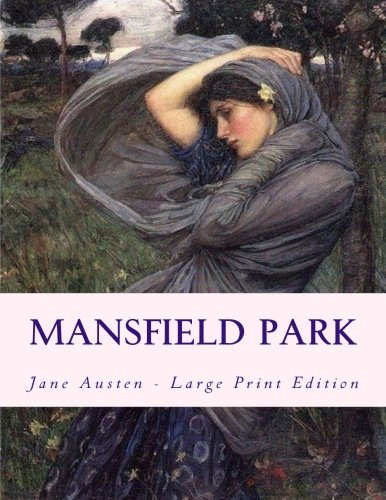 9781493644827: Mansfield Park: Large Print Edition
