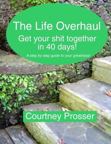 9781493651061: The Life Overhaul: Get your shit together in 40 days! A step by step guide to your greatness.