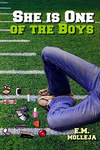 She Is One Of The Boys (Serie Dylan Carter) (Spanish Edition): Molleja, E. M.