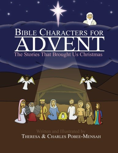 9781493666973: Bible Characters for Advent: The Stories That Brought Us Christmas