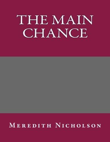 9781493678884: The Main Chance