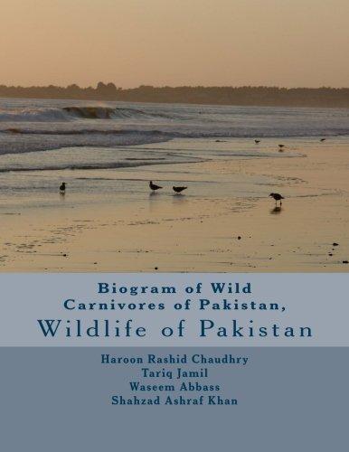 9781493686902: Biogram of Wild Carnivores of Pakistan,: Wildlife of Pakistan