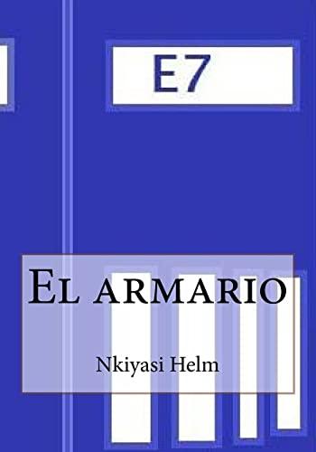 9781493688494: El armario (Spanish Edition)
