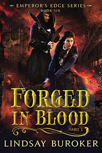 9781493689910: Forged in Blood I: Volume 6 (The Emperor's Edge)