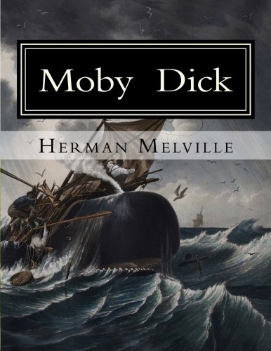 9781493692408: Moby Dick: Large Print Editioin