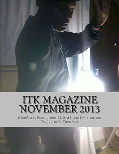 9781493695126: ITK Magazine November 2013